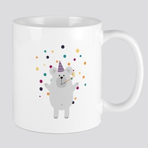 Party Polar Bear Mugs