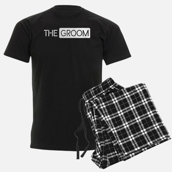 Wedding Series II: The Bride Groom Pajamas