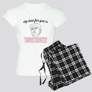 My Love is Unpresidented Women's Light Pajamas