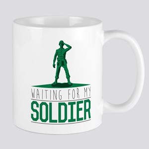 Army Waiting for my Soldier Mug