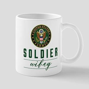 Army Soldier Wifey Mug