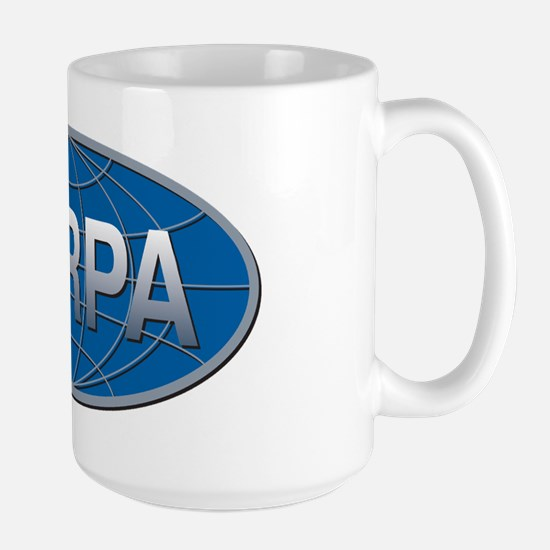DARPA Logo Large Mug