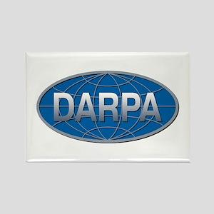 DARPA Logo Rectangle Magnet