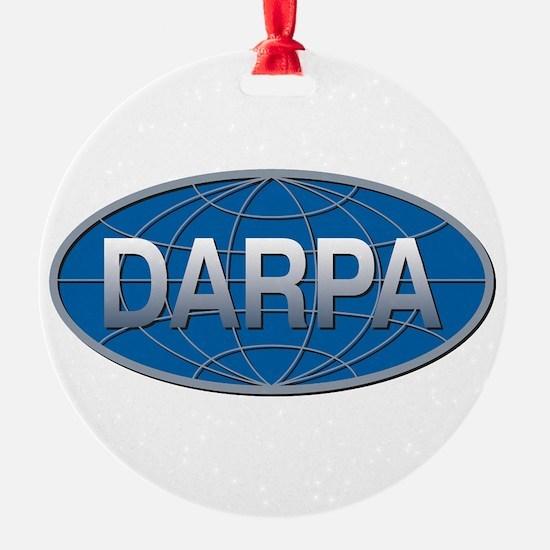 DARPA Logo Ornament
