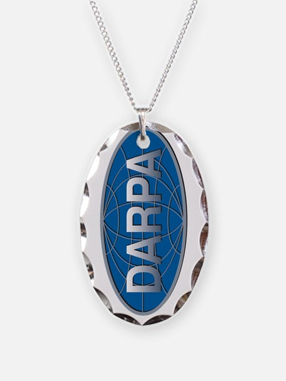DARPA Logo Necklace