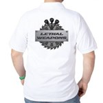 Lethal Weapons Golf Shirt
