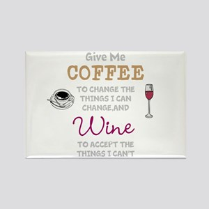 Coffee and Wine Magnets