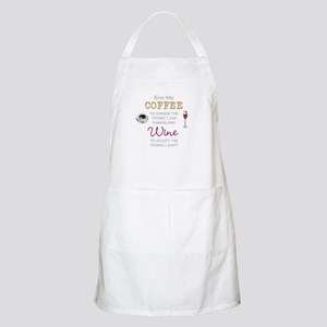 Coffee and Wine Apron
