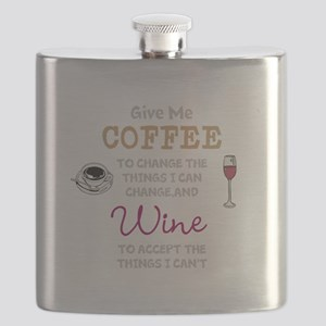 Coffee and Wine Flask