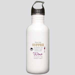 Coffee and Wine Water Bottle