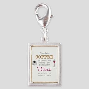 Coffee and Wine Charms