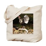 Turkey Flapping Wings Tote Bag