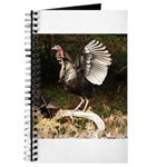 Turkey Flapping Wings Journal