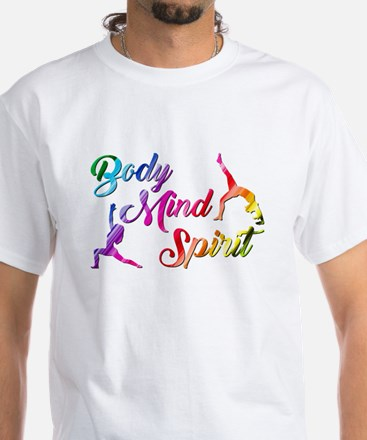 BODY, MIND, SPIRIT T-Shirt