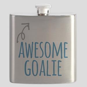 Awesome goalie Flask