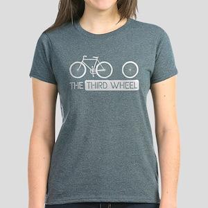 The Third Wheel Women's Dark T-Shirt