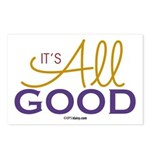 It's All Good Postcards (Package of 8)