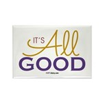 It's All Good Rectangle Magnet (10 pack)