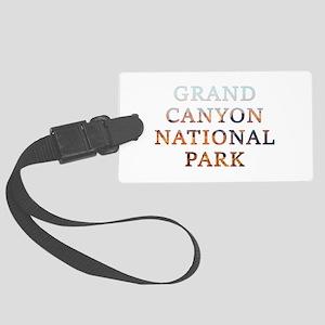 Grand Canyon National Park Large Luggage Tag