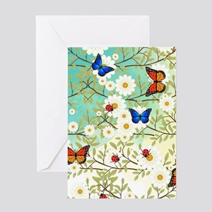 Tiny creatures Greeting Cards