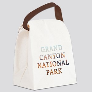 Grand Canyon National Park Canvas Lunch Bag