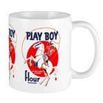 Play Boy Flour Mug