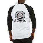 Hashtag #Darts Baseball Jersey
