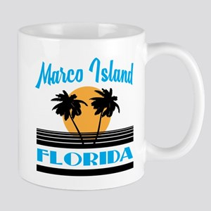 Marco Island Florida Mugs
