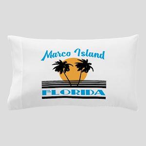 Marco Island Florida Pillow Case