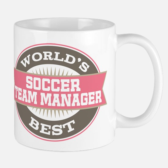 soccer team manager Mug