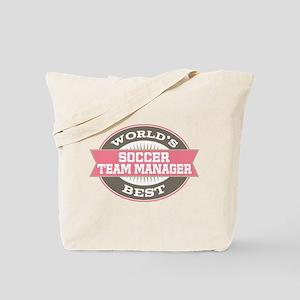 soccer team manager Tote Bag