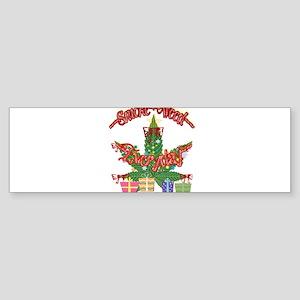 Smoke Weed Everyday Bumper Sticker
