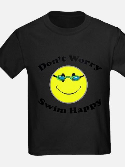 Don't Worry Swim Happy T-Shirt