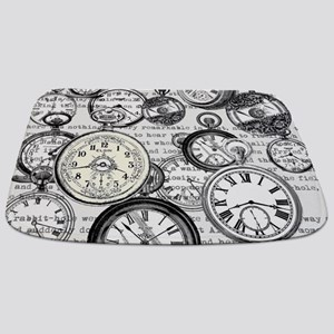 White Rabbit Watches Timepiece Alice Bathmat