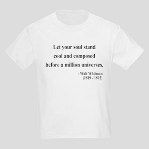 Walter Whitman 5 Kids Light T-Shirt