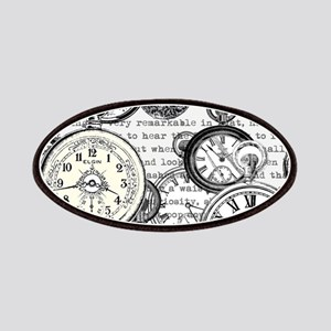 White Rabbit Watches Timepiece Alice Patch