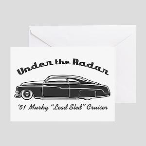 Under the Radar Greeting Cards (Pk of 10)