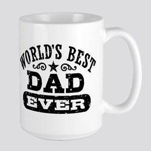 World's Best Dad Ever Mugs