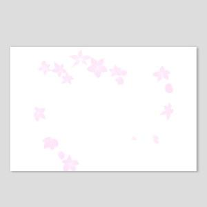 Flower Petals Postcards (Package of 8)