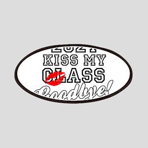 Kiss My Class Goodbye 2021 Patch
