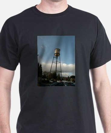 campbell water tower in T-Shirt
