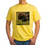 Big Gobbler Yellow T-Shirt
