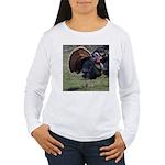 Big Gobbler Women's Long Sleeve T-Shirt