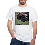 Big Gobbler White T-Shirt