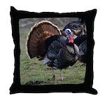 Big Gobbler Throw Pillow