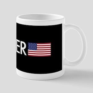 Welder: American Flag Mug