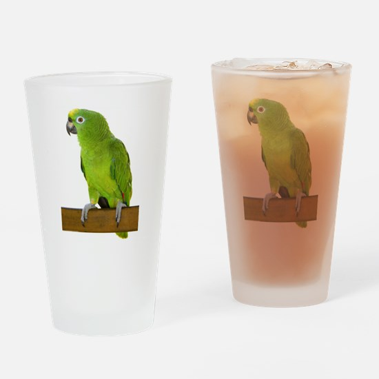 Unique Fluffy Drinking Glass