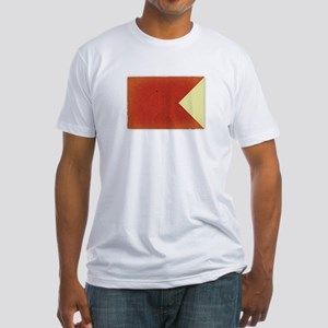 B - Nautical Flag T-Shirt