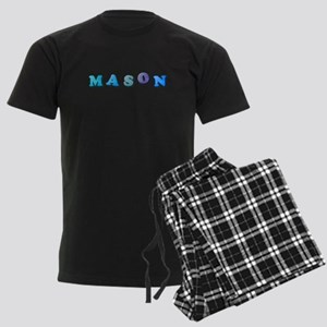 Mason (Colored Letters) Pajamas