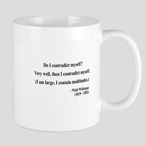 Walter Whitman 7 Mug